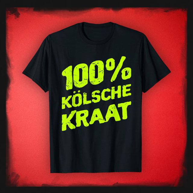 100% KÖLSCHE KRAAT Vintage T-Shirt